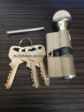 De alta calidad de latón / zinc normal cerradura de la llave del cilindro (c3370-111sn-271sn)