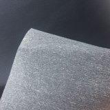0.5mm 투명 케이스 포장을%s 비 길쌈된 PU 가죽