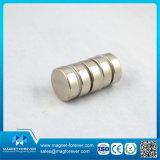 Platte NdFeB Magnet-runder Neodym-Magnet