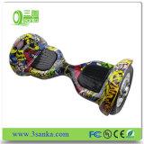 Roda gorda skate elétrico impulsionado da placa