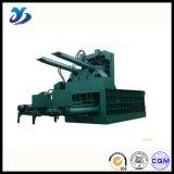 Presse hydraulique de rebut hydraulique de bidon en aluminium de presse en métal de série de l'alerte Y81 de la Chine