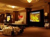 Projektor-Bildschirm-schnelle Falten-Projektions-Bildschirm-einfache Falte