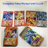Карточки Yh09 Pokemon 100% изготовления пластичные внезапные