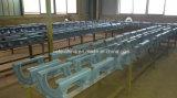 Protège-chaîne de piste de butoir de piste des pièces Ex200 de train d'atterrissage d'excavatrice de Hitachi