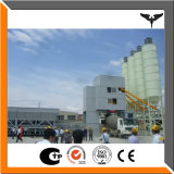 大きい容量Hzs150のベルト・コンベヤーの具体的な混合プラント150m3/H