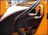 Maquinaria de extrusão de revestimento espiral PE