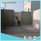 Sistema de painéis de parede isolados externos isolados acústicos EPS