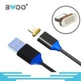 Cable micro del relámpago de los datos magnéticos superventas del USB