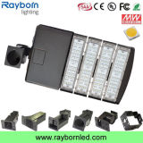 200W LED Shoebox 20000lumens Meanwell 운전사 LED 주차장 빛