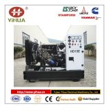 Diesel van Yangdong 10kVA-62.5kVA de Open Generator van de Macht