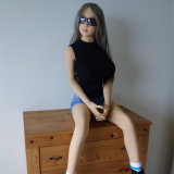Куклы влюбленности ощупывания металла куклы секса силикона Sapm40A определенные размер жизнью каркасные реальные