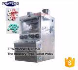 Machine rotatoire de presse de la tablette Zpw-23