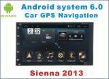 Navegação nova do carro do Android 6.0 de Ui para o Sienna de Toyota com reprodutor de DVD do carro