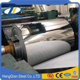 ASTM 201 304 316 316L 321 310S 904L 430 Ba 2b Acabado de espejo Bobina de acero inoxidable