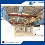 Entrepôt de construction de structure métallique de qualité de bâti en acier d'usine préfabriquée de construction