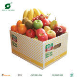 Коробка упаковки плодоовощ Corrugated картона