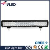 barra clara Offroad do diodo emissor de luz de 5D 20inch 126W barra clara do trabalho combinado/inundação/ponto 5D do diodo emissor de luz