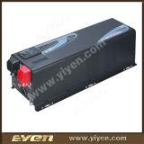 Inversor puro da onda de seno de Yiyen com construído no carregador solar de MPPT usado com painéis solares