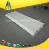 Hsp60-06 asiatisches Profil des Weiß-UPVC für Tür-Panel