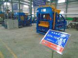 Hydraform bloque que hace la máquina Línea de producción Curb / Concreto / Hydrualic Prensa Pave Máquina del bloque Qt4-15c