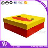 Коробка подарка изготовленный на заказ печатание роскошная упаковывая бумажная