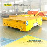 A indústria pesada aplica o carro elétrico de transferência de tabela do veículo da plataforma