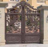 熱い販売のアメリカのゲートのメインゲートカラーか最新のメインゲートデザイン別荘のゲート