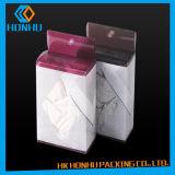 PVC de plástico de encargo para hombre de la ropa interior del paquete