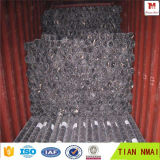 Acoplamiento de alambre hexagonal galvanizado el AMI de Anping Tian