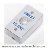 Admission infrarouge d'acier inoxydable aucun bouton de sortie de porte de contact (SB50NT)