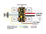 Mini régulateur linéaire d'APB 12V de Matek