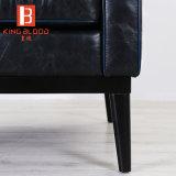 Diseñador de Bélgica por la silla del sofá del cuero genuino de Office Chair