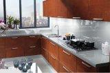 ホーム家具(ZHUV)のための木製のメラミン食器棚