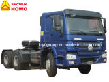 トレーラトラックのためのSinotruk HOWO 6X4のトラクターのトラック