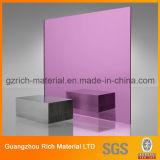 Strato di plastica dello specchio del perspex dello strato acrilico d'argento dello specchio della decorazione