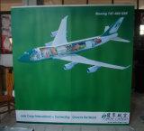 Alta qualità L basamento della bandiera di figura con l'imballaggio della borsa (BN-26)