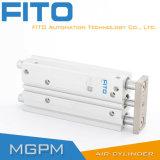 Mgpm Mgpl 시리즈 3 샤프트 세 배 로드 SMC 유형에 의하여 압축 공기를 넣은 공기 실린더