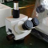 双眼LCDスクリーンが付いているデジタル生物的顕微鏡