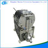 De industriële Filter van het Zand van de Behandeling van het Water SUS304, SUS316L