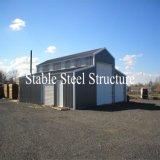 Zwischenlage-Panel-Stahlkonstruktion-Werkstatt mit Walzen-Tür
