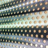 Горячая окунутая гальванизированная сетка металла Performated