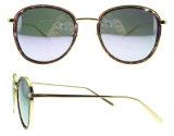 Óculos de sol novos projetados de óculos de sol de moda feitos à mão com Ce FDA
