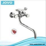素晴らしいデザイン倍のハンドルの浴槽Mixer&Faucet Jv74503