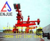 Neue kontinuierliche Lieferungs-Ladevorrichtung Shiploader Lieferungs-Entlader-Fabrik-Drehaufsatz des flexibles Nicken-freitragenden Typen Shiploader