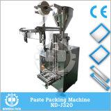 Materiale da otturazione automatico dell'inserimento di pomodoro ND-J320 e macchina imballatrice di sigillamento