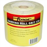 Rodillo del trapo abrasivo del papel de lija del corindón de la arena del artículo 100 para la carpintería