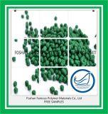 Цвет Masterbatch изготовления Китая зеленый