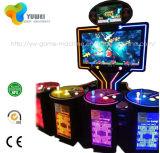 Kabinet van de Machine van het Videospelletje van de Arcade van Igs van het exemplaar het Lege Vissende