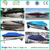 Oxford 300d * 300d PVC Laminated Boat / Yacht Cover Fabric