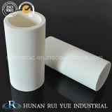 Alto rendimiento del tubo y del tubo del termocople del alúmina 99-99.7%